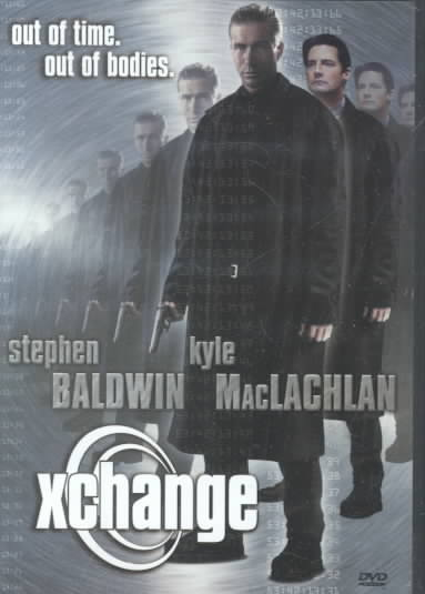 XCHANGE BY BALDWIN,STEPHEN (DVD)