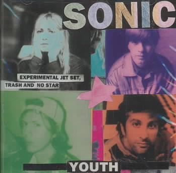 EXPERIMENTAL JET SET TRASH AND NO ST BY SONIC YOUTH (CD)