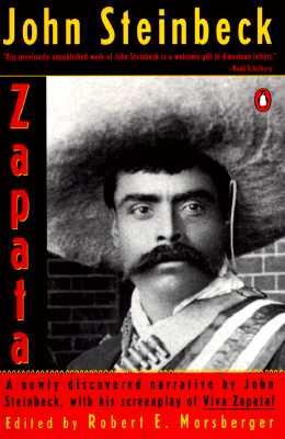 Zapata By Steinbeck, John/ Morsberger, Robert Eustis (EDT)