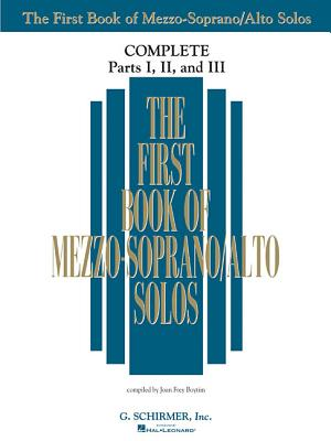 The First Book of Solos Complete - Parts I, II and III By Boytim, Joan Frey (EDT)